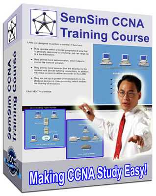 SemSim CCNA Training Course